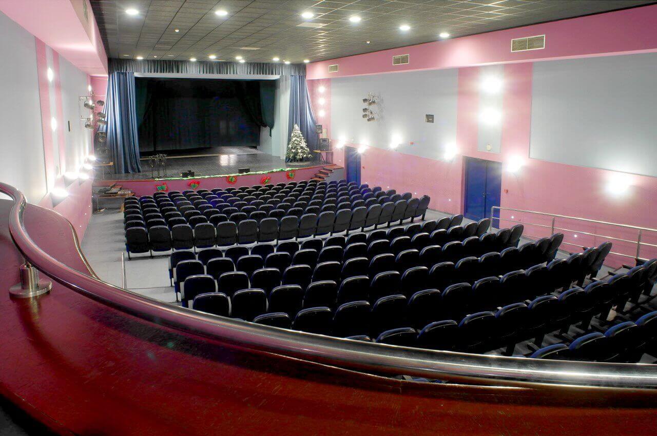 Kino dvorana Pučkog otvorenog učilišta Beli Manastir