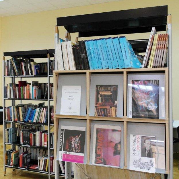 Knjižnica Odjela za kulturologiju u Osijeku